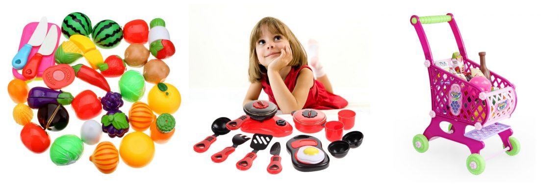 Огромный выбор игрушек для девочек!